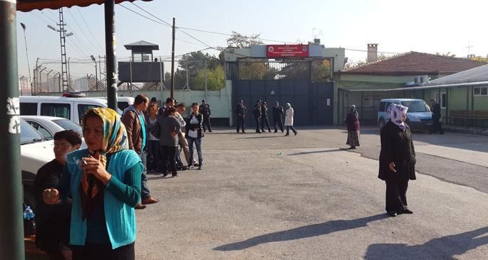 Kayseri Cezaevinde hükümlüler mi suçlu?