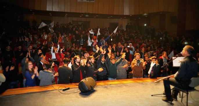 Kayseri'de \