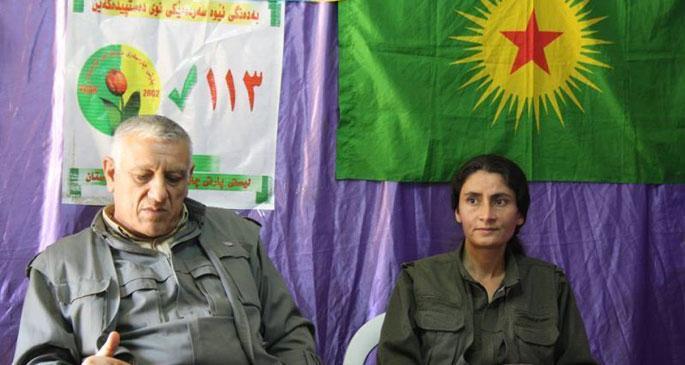 KCK devleti de kendi yerel birimlerini de eleştirdi