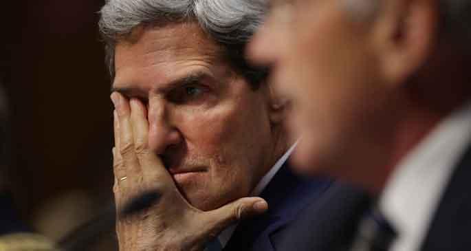 Kerry: ABD, İran konusunda aptal değil