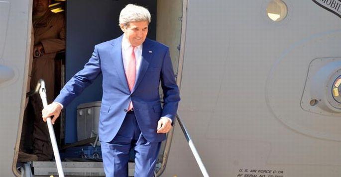 Kerry: IŞİD\