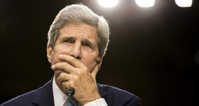 Kerry'nin IŞİD retoriği zekamıza hakarettir