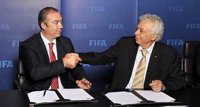 Kıbrıs futbolunu birleştirecek anlaşma onaylandı