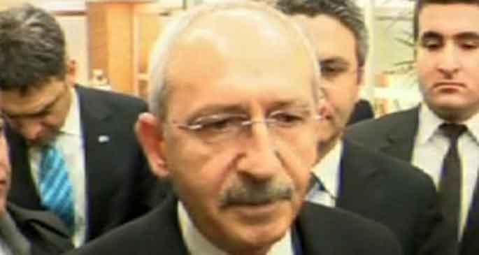 Kılıçdaroğlu: Bayraktar delikanlı gibi davrandı