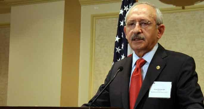 Kılıçdaroğlu: Dış politika ekonomiyi olumsuz etkiliyor