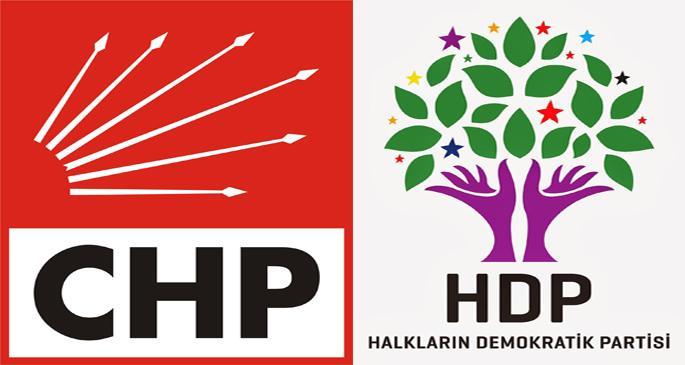 CHP ile HDP görüşmesinden seçimlerde bir ortaklık çıkmadı