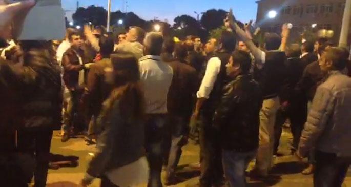 Kınıklı işçiler, \'İşçilerin öfkesi katilleri boğacak\' sloganlarıyla yürüdü