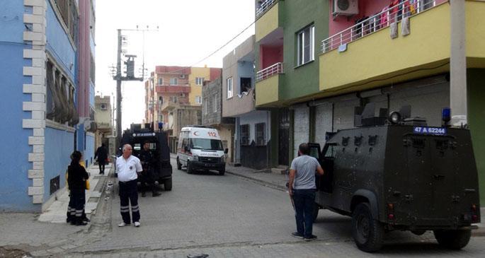 Kızıltepe\'de barutla oynayan 4 çocuk, patlamada yaralandı