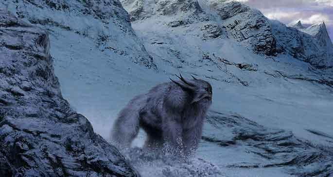 Kocaayak, ayı kırması mı?