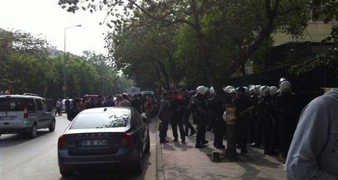 Kocaeli Üniversitesi'nde de ırkçı saldırı