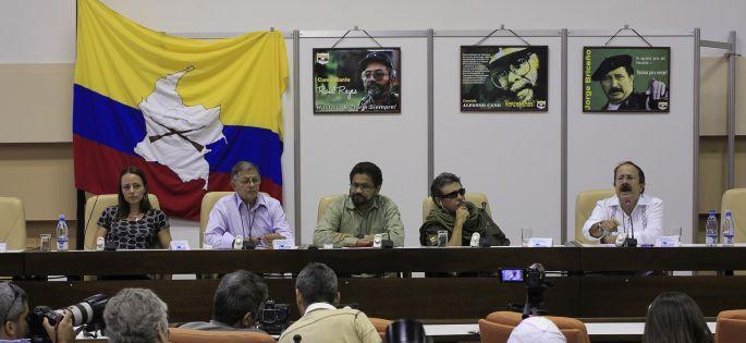 Kolombiya'da barış görüşmelerinde yeni aşama
