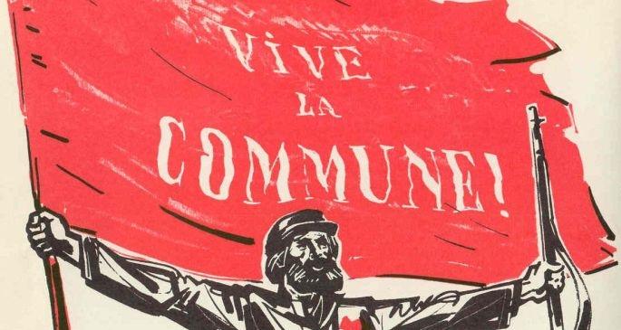 Komün yeni devrimleri muştuluyor