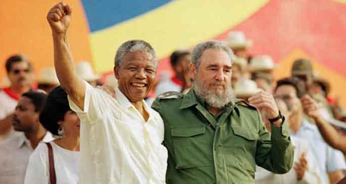 Küba, Apartheid rejiminin yıkılmasına nasıl yardım etti?