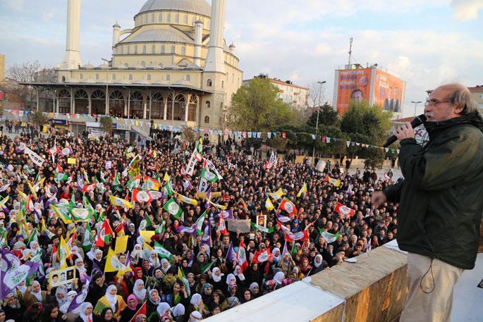 Kürkçü: Bekle bizi İstanbul geliyoruz