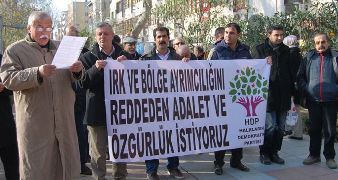 Kürt halkı iradesini yok sayan bu karara sessiz kalmayacak