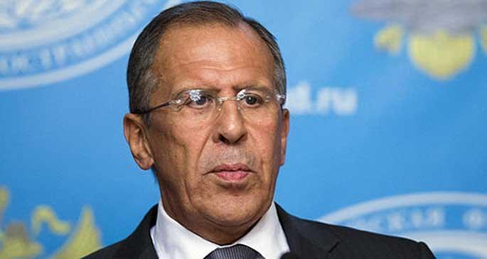 Lavrov'dan Batı'ya Ukrayna eleştirisi