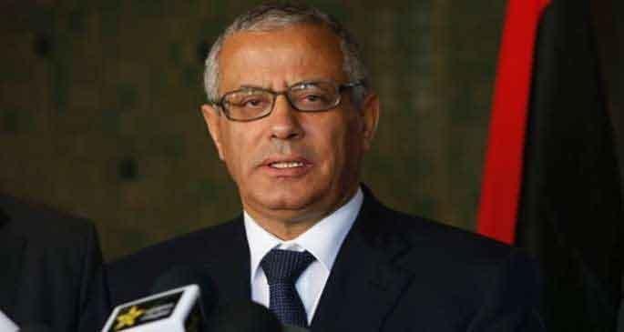 Libya başbakanını İçişleri Bakanlığı gözaltına almış