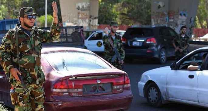 Libya\'da büyük banka soygunu