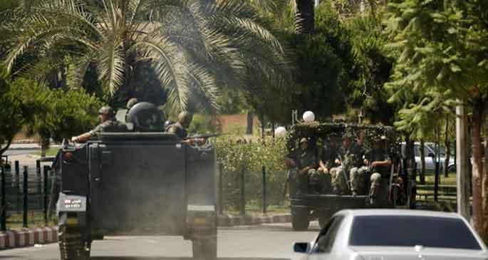 Lübnan sınırında 1 İsrail askeri öldürüldü