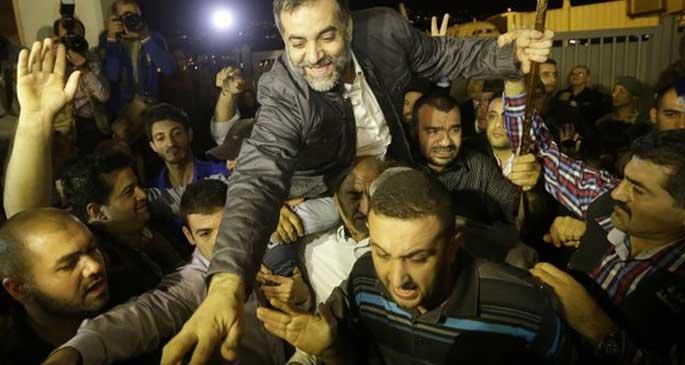 Lübnan ve Türkiye'deki bayramın arkasında Katar ve Filistin var