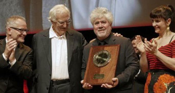 Lumiere Sinema Ödülü İspanyol Almdovar\'ın