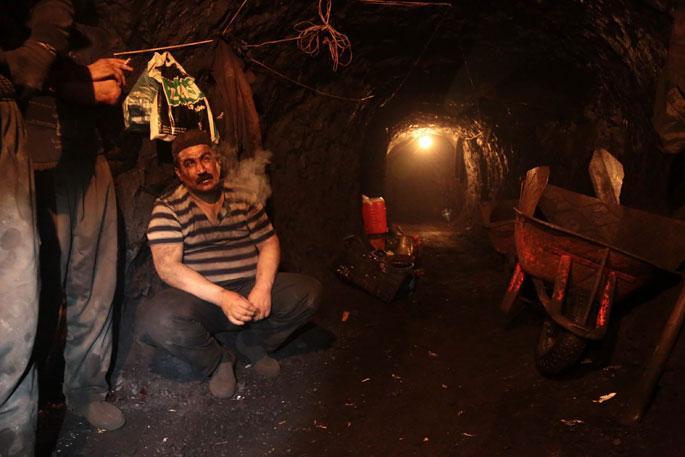 Maden özelleşti işçiler köleleşti