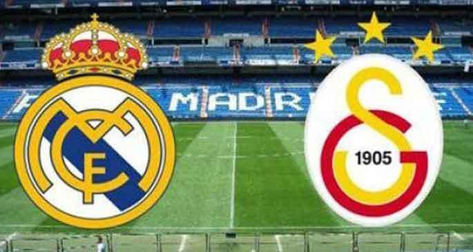 Real Madrid, Galatasaray\