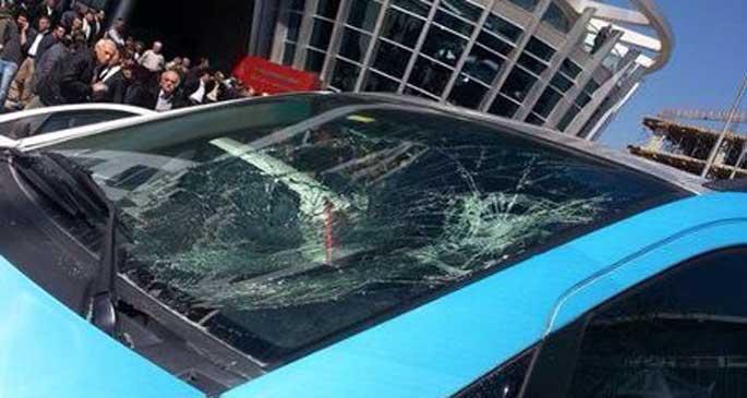 Mansur Yavaş\'ın ekibi saldırıya uğradı