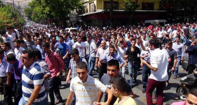 Maraş'ta tehlikeli Suriye kışkırtması