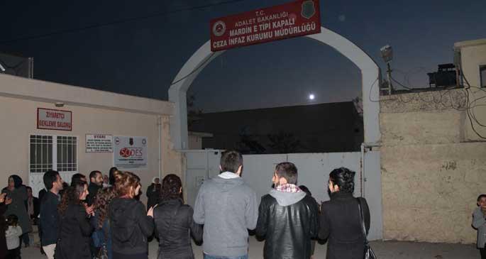 Mardin'de 12 öğrenci tahliye oldu