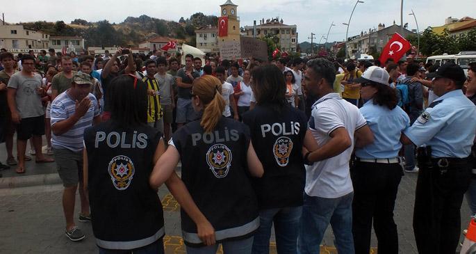 Marmaris Gezi davasında tazkipsizlik kararı