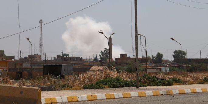 Maxmur Kampı IŞİD\