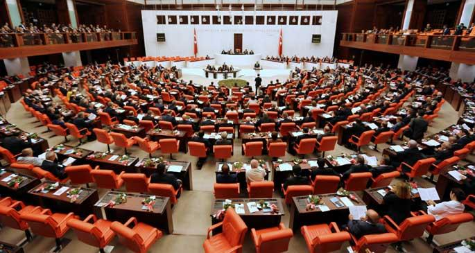 Meclis, bu sene de savaş gündemiyle açılacak