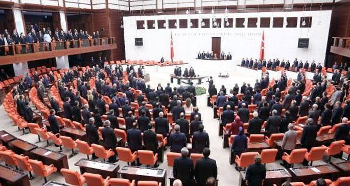 Meclis\'te Dersim katliamı tartışması