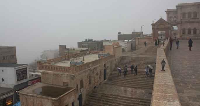 Mezopotamya'nın nefesini üfleyen şehir: Mardin