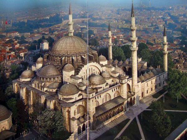 Mimar Sinan'ın eserleri  yeniden yorumlanıyor