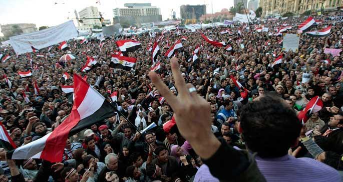 Mısır, devrimin hatalarından öğrenmeli