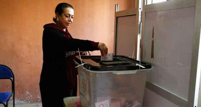 Mısır'da anayasa referandumu sona erdi