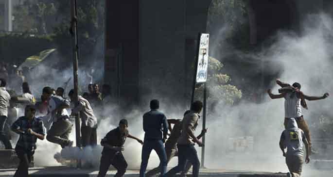 Mısır'da çatışmalar üniversitelere sıçradı