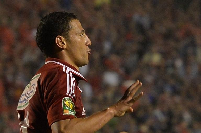 Mısır'da futbolcuya 'Rabia' cezası