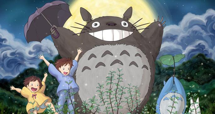 Miyazaki sinemasında doğa ve çevre teması