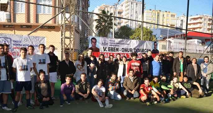 MMO'dan halı saha futbol turnuvası