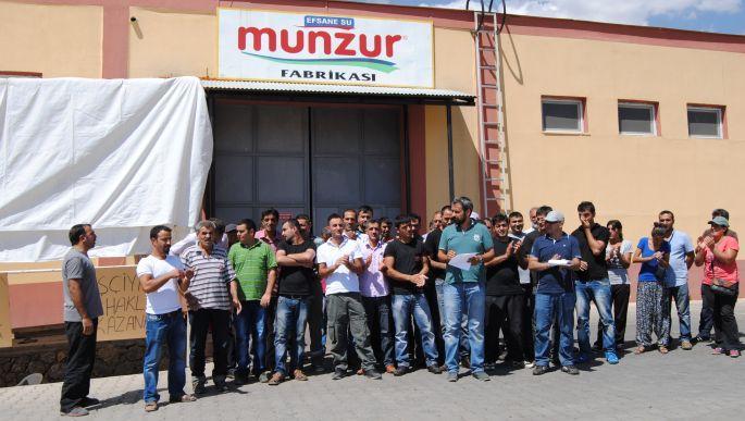 Munzur Su işçileri: Birliğin sonucunu gördük