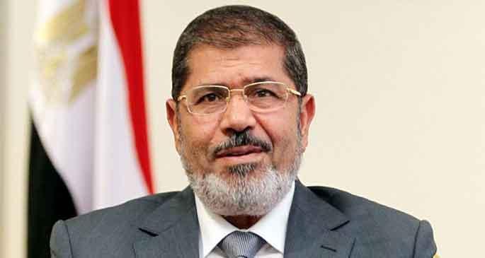 Mursi: Bana yapılanlar tüm Mısır'a ihanettir