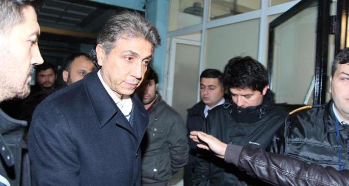 Mustafa Demir sağlık kontrolünden geçirildi