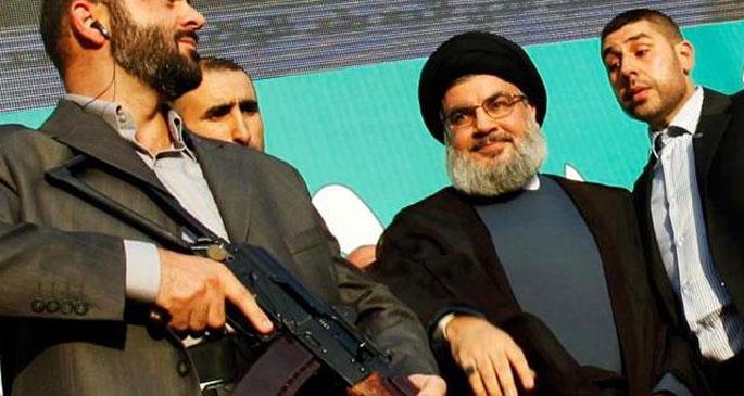 Nasrallah: Ya geri çekilin ya ölün