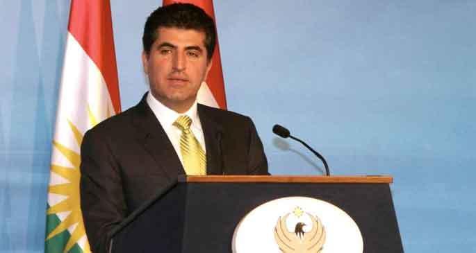 Neçirvan Barzani Erdoğan ile görüşüyor
