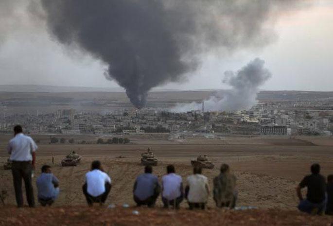 Neden mi Kobane