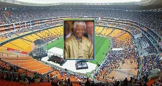 Nelson Mandela\