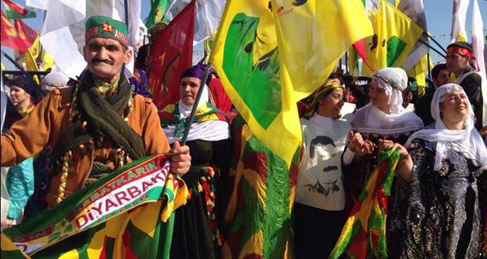 Newroz, halkın çözüm iradesidir